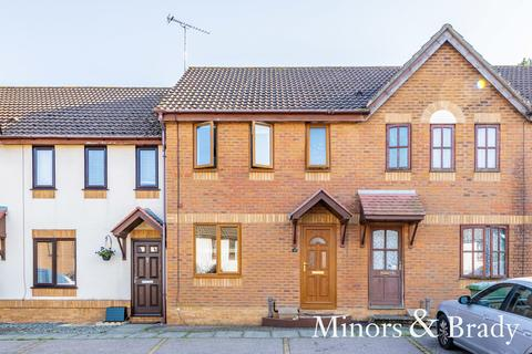 3 bedroom terraced house for sale - Roundway Down, Dussindale