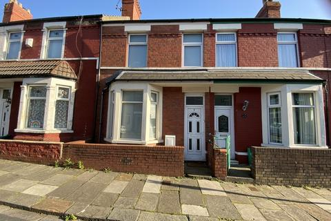 3 bedroom terraced house for sale - Evelyn Street, Barry