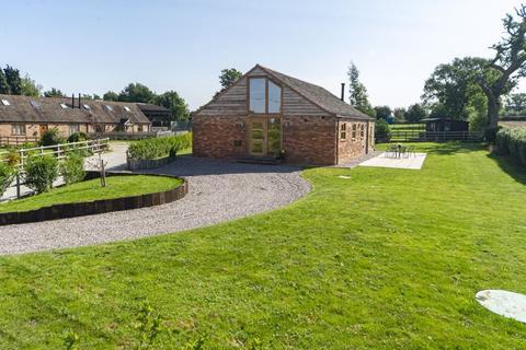 2 bedroom barn conversion for sale - Ivetsey Bank, Stafford, ST19