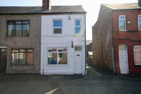 2 bedroom end of terrace house to rent - Algernon Street, Warrington,