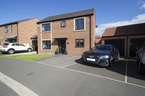 3 bedroom detached house for sale - Celandine Gardens, Bishop Cuthbert, Hartlepool TS26