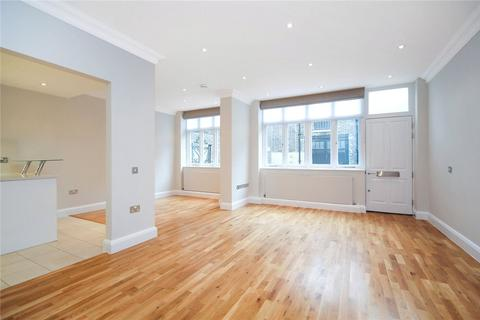 2 bedroom mews to rent - Montagu Mews South, London, W1H