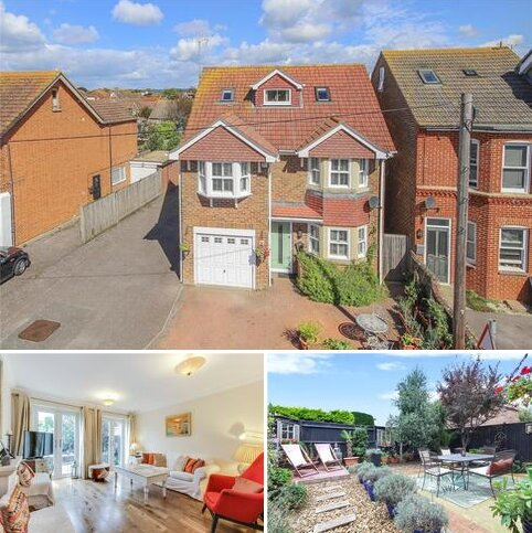 5 bedroom detached house for sale - Manor Road, East Preston, West Sussex, BN16