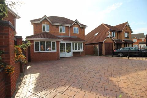 4 bedroom detached house for sale - Standbridge Way, Tipton