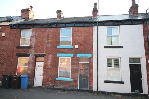1 bedroom terraced house for sale - 66 Valley Road, Meersbrook, Sheffield, S8 9FY