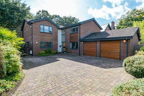 5 bedroom detached house for sale - Normanby Chase, Altrincham