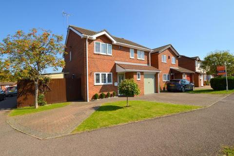 4 bedroom detached house for sale - Kirby Drive, Barton Hills, Luton, Bedfordshire, LU3 4AJ