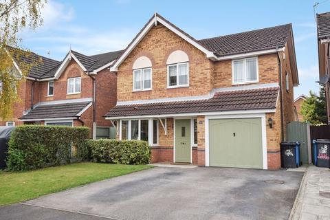 4 bedroom detached house for sale - Kew Gardens Close, Widnes