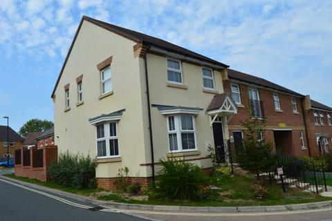 3 bedroom end of terrace house for sale - Dairy Crest Drive, Newport