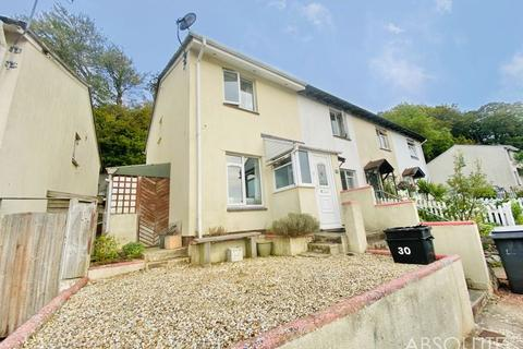 2 bedroom end of terrace house for sale - Wordsworth Close, Torquay