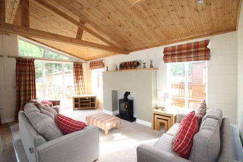 2 bedroom lodge for sale - The Forrester Superior Lodge, Glendevon Country Park, Glendevon.