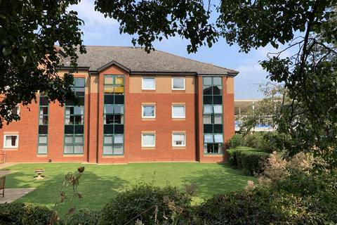 1 bedroom retirement property for sale - Chamberlaine Court, Banbury - Canalside with garden views - No onward chain