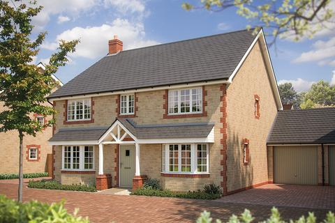 5 bedroom detached house for sale - Plot The Winchester 001, The Winchester at Faringdon Fields, Faringdon Fields, Coxwell Road, Oxfordshire SN7