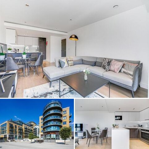 2 bedroom flat for sale - Quayside House, 8 Kew Bridge Road, Brentford, Middlesex, TW8