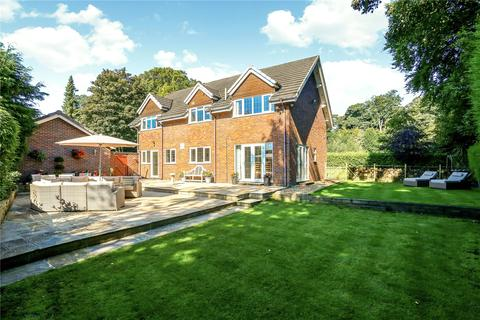 4 bedroom detached house for sale - Chelford Road, Prestbury, Macclesfield, Cheshire, SK10