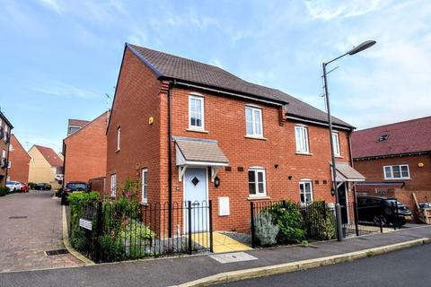 2 bedroom semi-detached house for sale - Chaundler Drive, Aylesbury