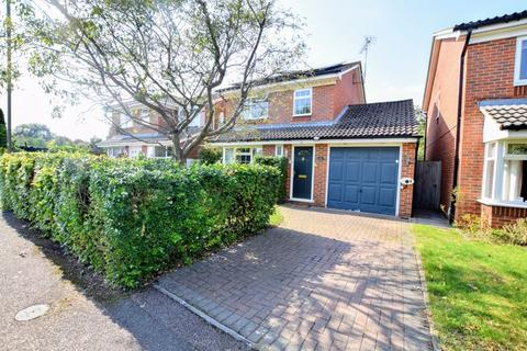3 bedroom detached house for sale - Daly Way, Aylesbury