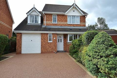 4 bedroom detached house for sale - Murrayfields, Newcastle Upon Tyne