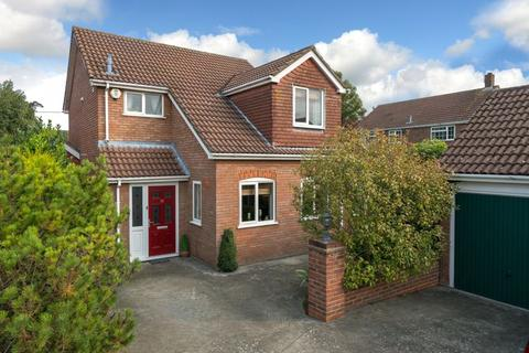 4 bedroom detached house for sale - Wallace Drive, Eaton Bray