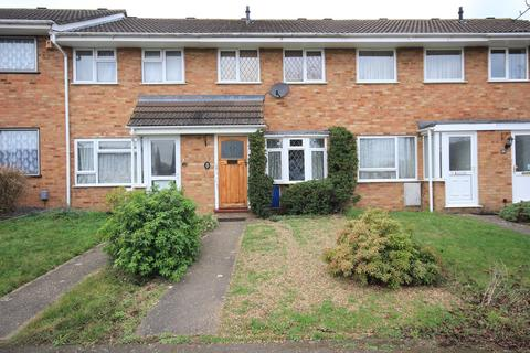 2 bedroom terraced house to rent - Clover Road, Flitwick, MK45