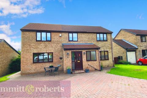 4 bedroom detached house for sale - Lambton Court, Peterlee
