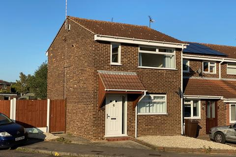 3 bedroom end of terrace house for sale - Foxglove Way, Springfield, Chelmsford, CM1