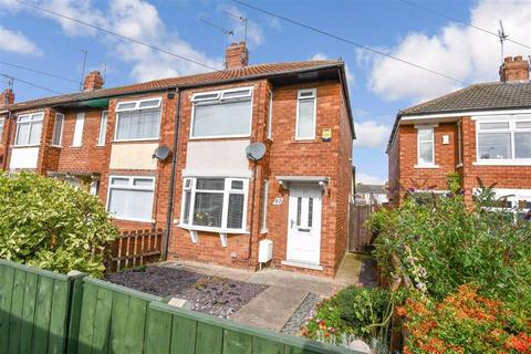 2 bedroom end of terrace house for sale - Worcester Road, Hull