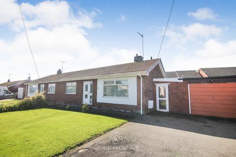 2 bedroom semi-detached bungalow for sale - Dukesfield Drive, Buckley