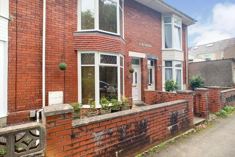 3 bedroom terraced house for sale - Parkview Terrace, Sketty, Swansea