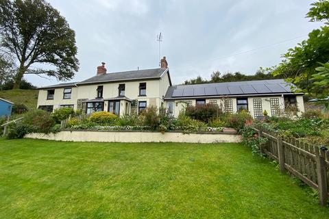4 bedroom detached house for sale - Cribyn, Lampeter, SA48
