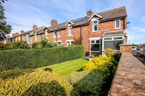 3 bedroom end of terrace house for sale - Oakfield Terrace, Forest Hall, NE12