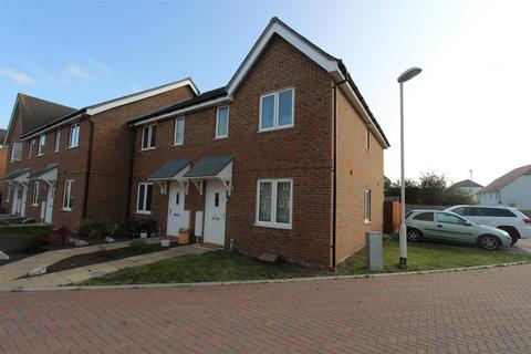 3 bedroom end of terrace house for sale - Tulip Close, Minster On Sea, Sheerness