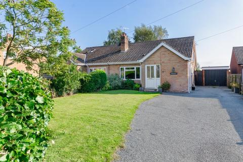 3 bedroom bungalow for sale - Huby Road, Sutton-On-The-Forest