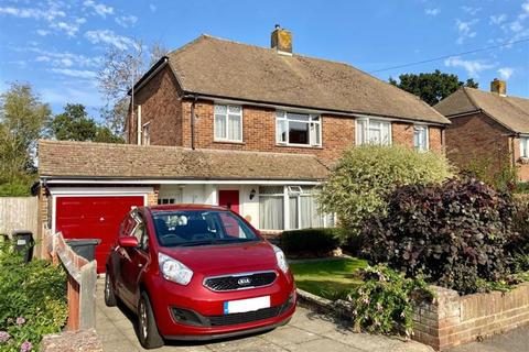 3 bedroom semi-detached house for sale - Grange Court Drive, Bexhill On Sea