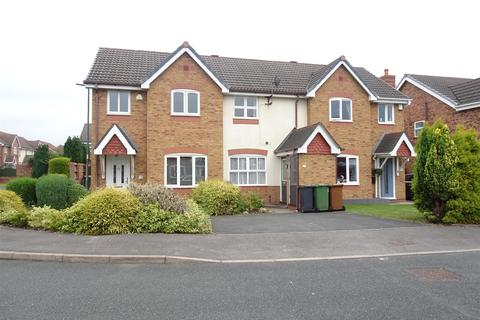 2 bedroom terraced house to rent - Dunnerdale Road, Clayhanger, Walsall, WS8 7SJ