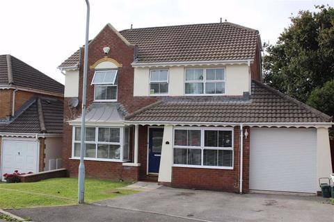 4 bedroom detached house for sale - Maes-Y-Celyn, Three Crosses, Swansea