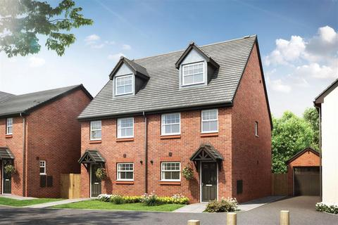 Taylor Wimpey - Cherry Tree Park - The Eynsham - Plot 151 at Willowbrook Grange, Jack Mills Way, Shavington CW2