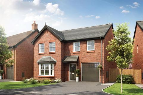 4 bedroom detached house for sale - The Haddenham Plot 229 at Cherry Tree Park, Crewe Road, East Shavington CW2