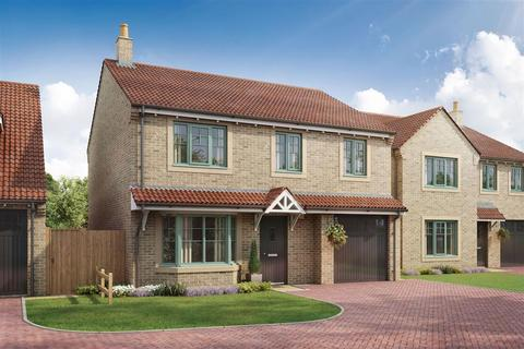 Taylor Wimpey - Kenton Bank Hall, Kenton Bank Foot - Plot 66, The Seeger at Stephenson Meadows, Stamfordham  Road NE5