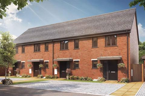 2 bedroom terraced house for sale - The Belford - Plot 474 at Somerset Place at Shorncliffe Heights, Sales Information Centre, Off Royal Military Avenue CT20