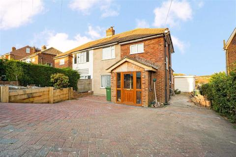 3 bedroom semi-detached house for sale - Madeira Drive, Hastings, East Sussex