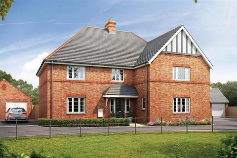 5 bedroom detached house for sale - The Burghley - Plot 42 at Kirby Meadows, Barry Close LE9