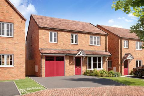 4 bedroom detached house for sale - The Downham - Plot 14 at Melton Manor, Land off Melton Spinney Road LE13