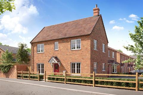 3 bedroom semi-detached house for sale - The Easedale - Plot 16 at Melton Manor, Land off Melton Spinney Road LE13