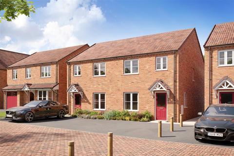 3 bedroom terraced house for sale - The Gosford - Plot 17 at Melton Manor, Land off Melton Spinney Road LE13