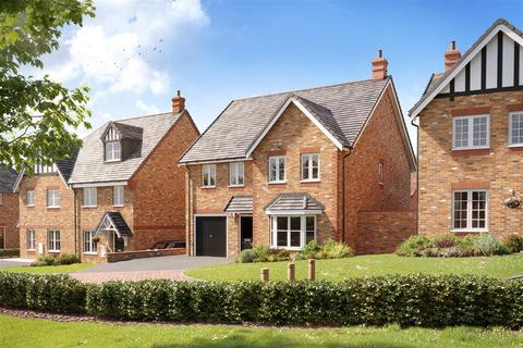 4 bedroom detached house for sale - The Haddenham V - Plot 6 at Melton Manor, Land off Melton Spinney Road LE13