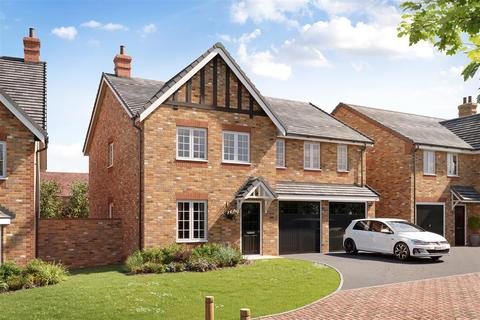 5 bedroom detached house for sale - The Lavenham - Plot 5 at Melton Manor, Land off Melton Spinney Road LE13