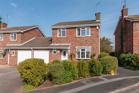 3 bedroom detached house for sale - Locke Way, Stafford, ST16 3RE