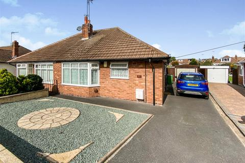 2 bedroom semi-detached bungalow for sale - Cheddar Road, Wigston