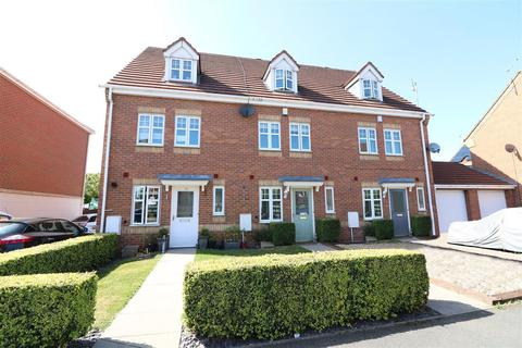 3 bedroom townhouse for sale - Royal Way, Baddeley Green, Stoke-On-Trent